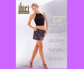 Collant concept- light vita bassa  Ibici   Pa82e18