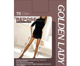 Collant Repose 70 Golden Lady