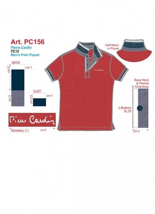 Polo U. Pc156 Frabo