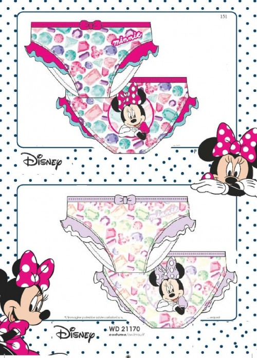 Costume Minnie  Wd21170