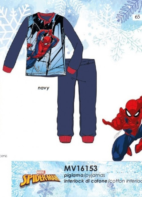 Pigiama  mv16153 Spiderman