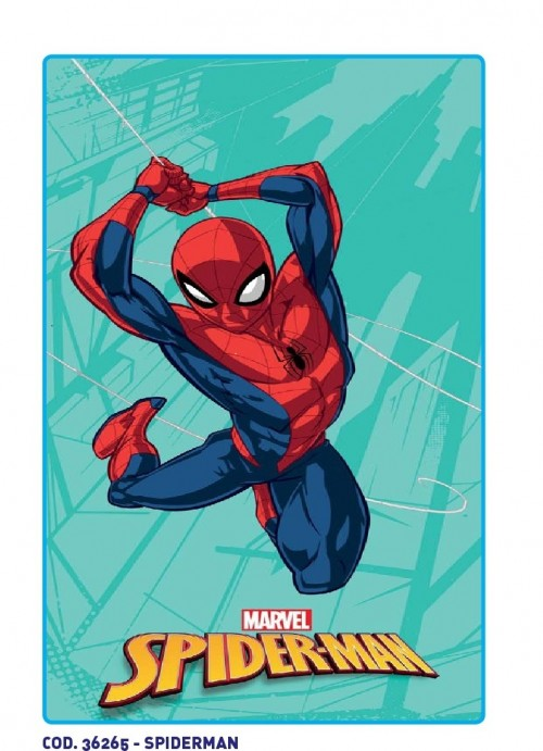 Telo Mare 36265 Spiderman Disney
