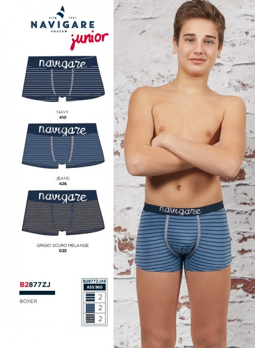 Boxer  Junior 877j Navigare